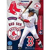 Fathead Boston Red Sox Mookie Betts Wall Decal