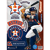 Fathead Houston Astros José Altuve Wall Decal