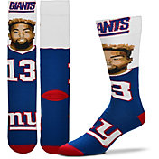 For Bare Feet New York Giants Odell Beckham Jr. Selfie Socks