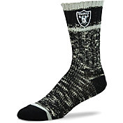 For Bare Feet Oakland Raiders Alpine Socks