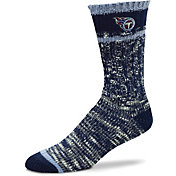 For Bare Feet Tennessee Titans Alpine Socks