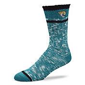 For Bare Feet Jacksonville Jaguars Alpine Socks