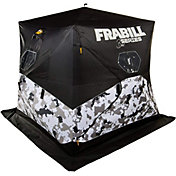 Frabill Bro Series Hub 3-Person Ice Fishing Shelter