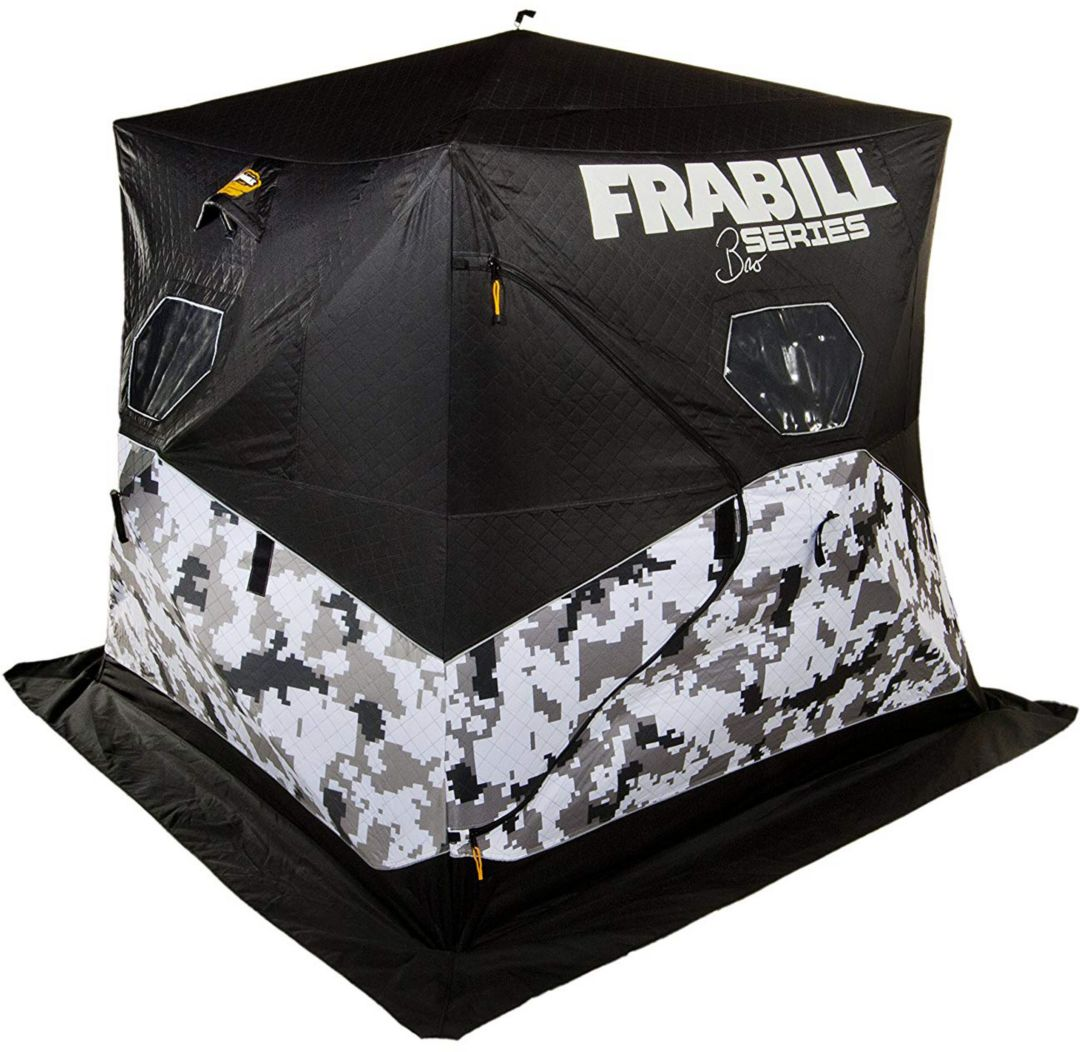 Frabill Bro Series Hub 3-Person Ice Fishing Shelter