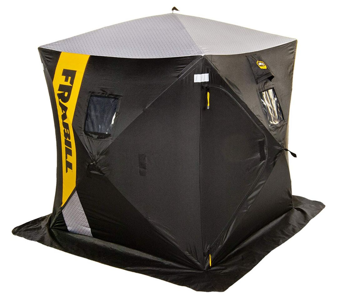 Frabill HQ 200 Hub 3-Person Ice Fishing Shelter