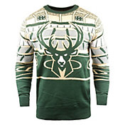Klew Milwaukee Bucks Light Up Sweater