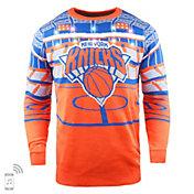 FOCO New York Knicks Light Up Sweater