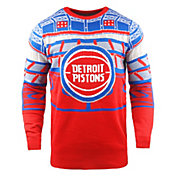 FOCO Detroit Pistons Light Up Sweater