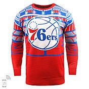 FOCO Philadelphia 76ers Light Up Sweater