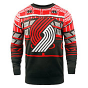 FOCO Portland Trail Blazers Light Up Sweater