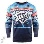 FOCO Oklahoma City Thunder Light Up Sweater