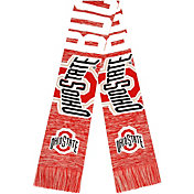 FOCO Ohio State Buckeyes Colorblend Scarf
