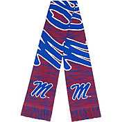 FOCO Ole Miss Rebels Colorblend Scarf