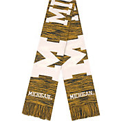 FOCO Michigan Wolverines Colorblend Scarf