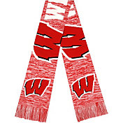 FOCO Wisconsin Badgers Colorblend Scarf