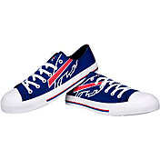 FOCO Buffalo Bills Canvas Sneakers