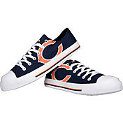 FOCO Chicago Bears Canvas Sneakers