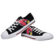 FOCO Arizona Cardinals Canvas Sneakers