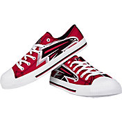 FOCO Atlanta Falcons Men's Canvas Sneakers