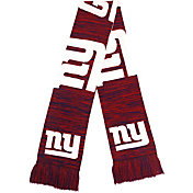 FOCO New York Giants Colorblend Scarf