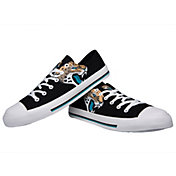 FOCO Jacksonville Jaguars Canvas Sneakers