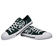 FOCO New York Jets Canvas Sneakers