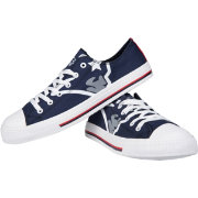 FOCO New England Patriots Canvas Sneakers