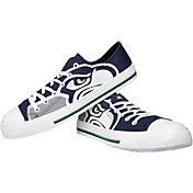 FOCO Seattle Seahawks Canvas Sneakers