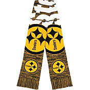FOCO Pittsburgh Steelers Colorblend Scarf