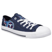 FOCO Tennessee Titans Canvas Sneakers