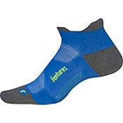 Feetures! Elite Max Cushion No Show Tab Socks