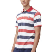 Fila Men's Heritage Stripe Polo