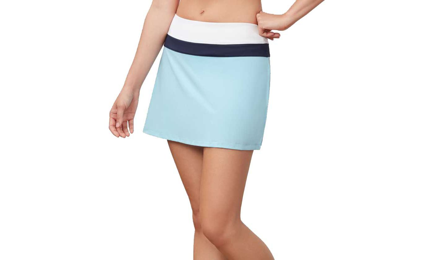 Fila Women's Heritage Colorblocked Tennis Skort