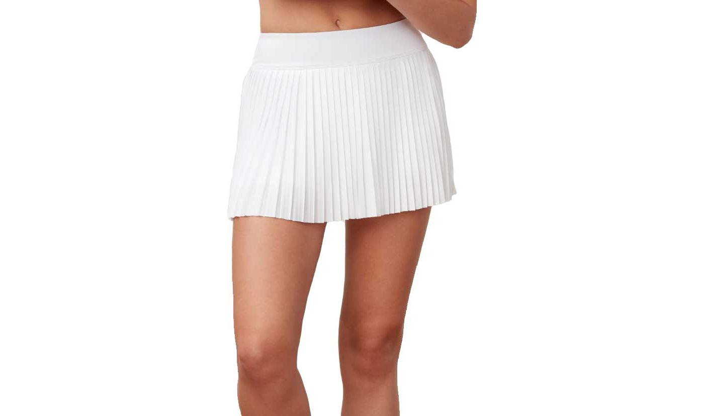 Fila Women's Heritage Pleated Tennis Skort