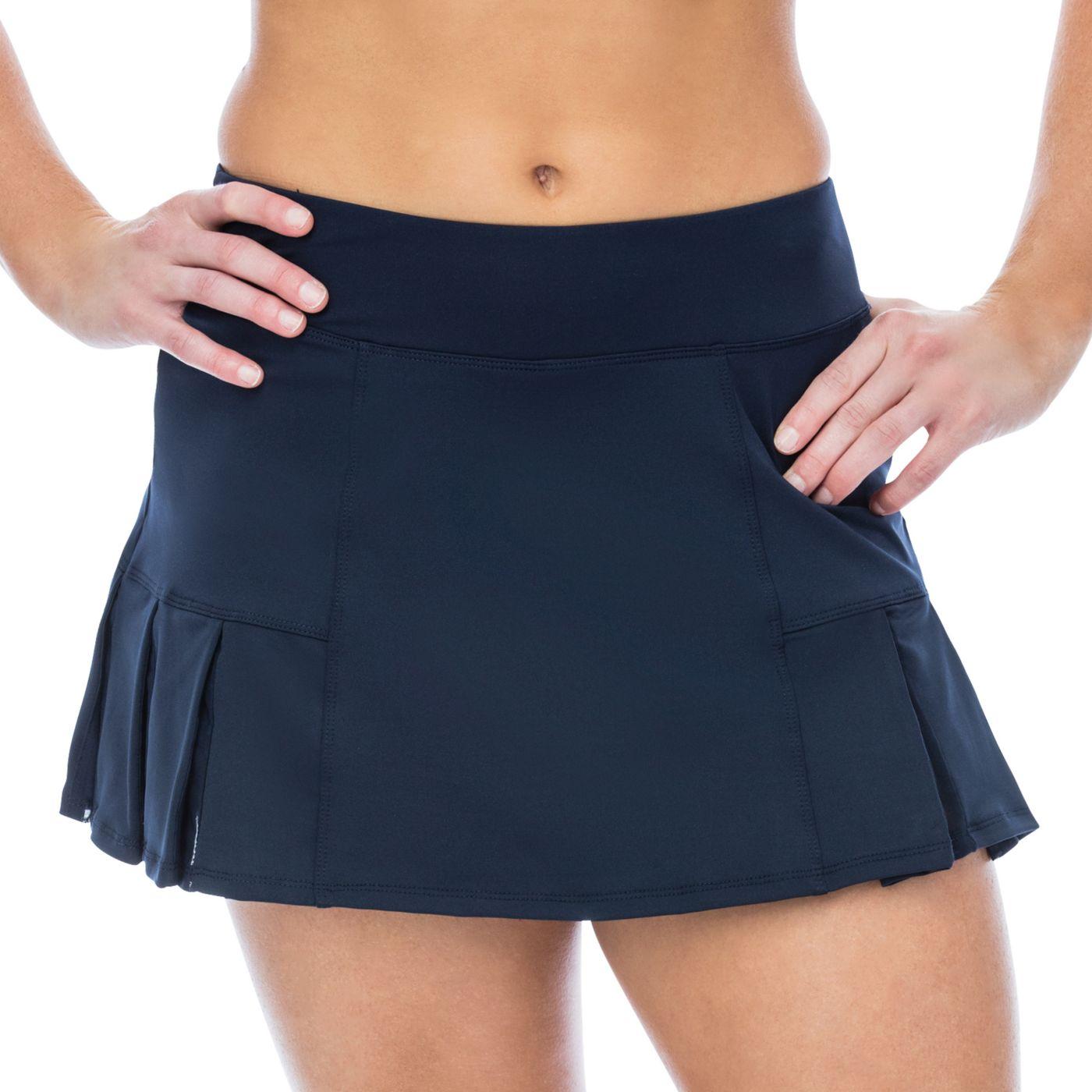 Fila Women's Pleated Bottom Tennis Skort
