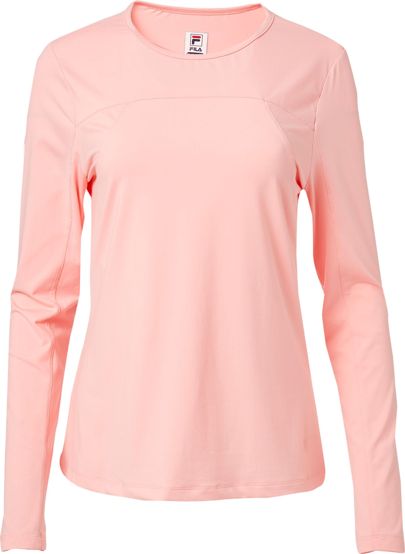Fila Women's UV Blocker Long Sleeve Tennis Shirt