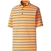 FootJoy Men's Space Dye Lisle Stripe Golf Polo