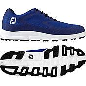 FootJoy Men's SuperLites XP Golf Shoes in Blue/Black