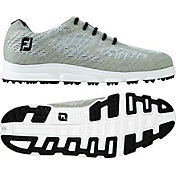 FootJoy Men's SuperLites XP Golf Shoes in Grey/Black