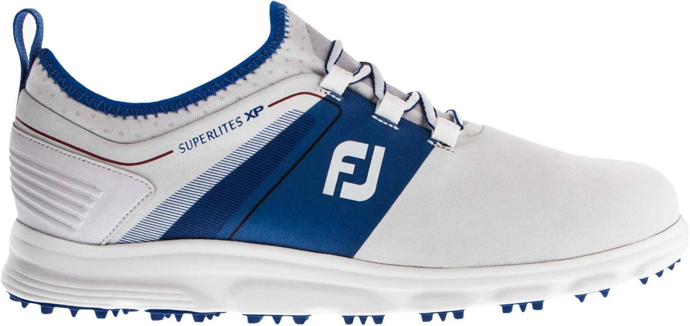 FootJoy Men's 2019 SuperLites XP Golf Shoes