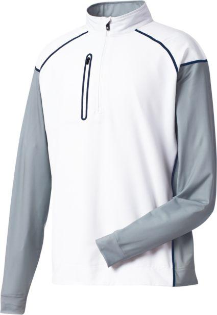 FootJoy Men's WindTech Golf Pullover