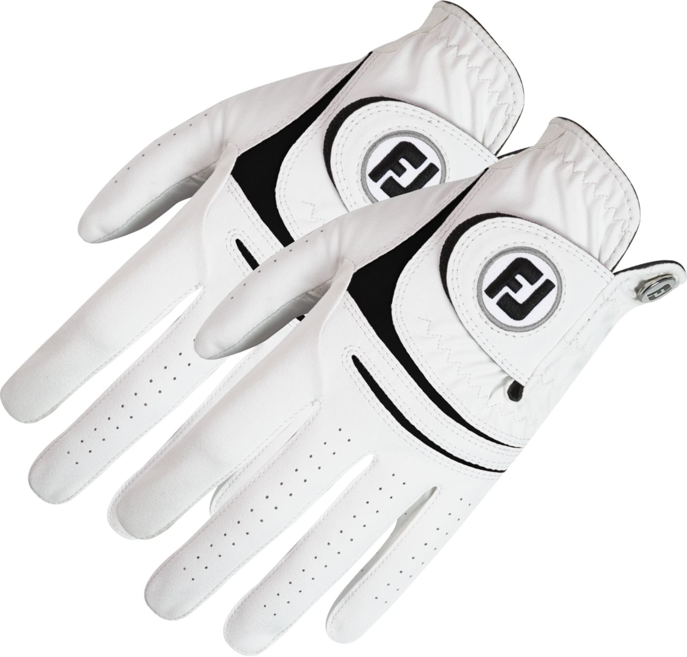 FootJoy Women's WeatherSof Golf Glove - 2 Pack - Prior Generation
