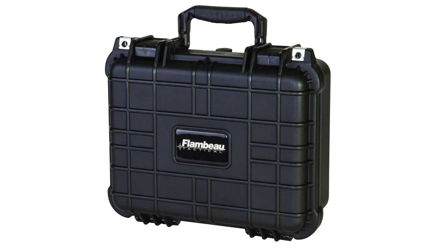 Flambeau HD Series Pistol Case