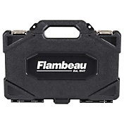 Flambeau Double Wall Safe Shot Single Pistol Case