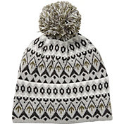 Field & Stream Women's Cabin Diamond Pom Beanie