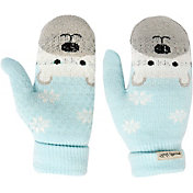Field & Stream Youth Cabin Polar Bear Mittens