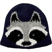 Field & Stream Youth Cabin Raccoon Beanie