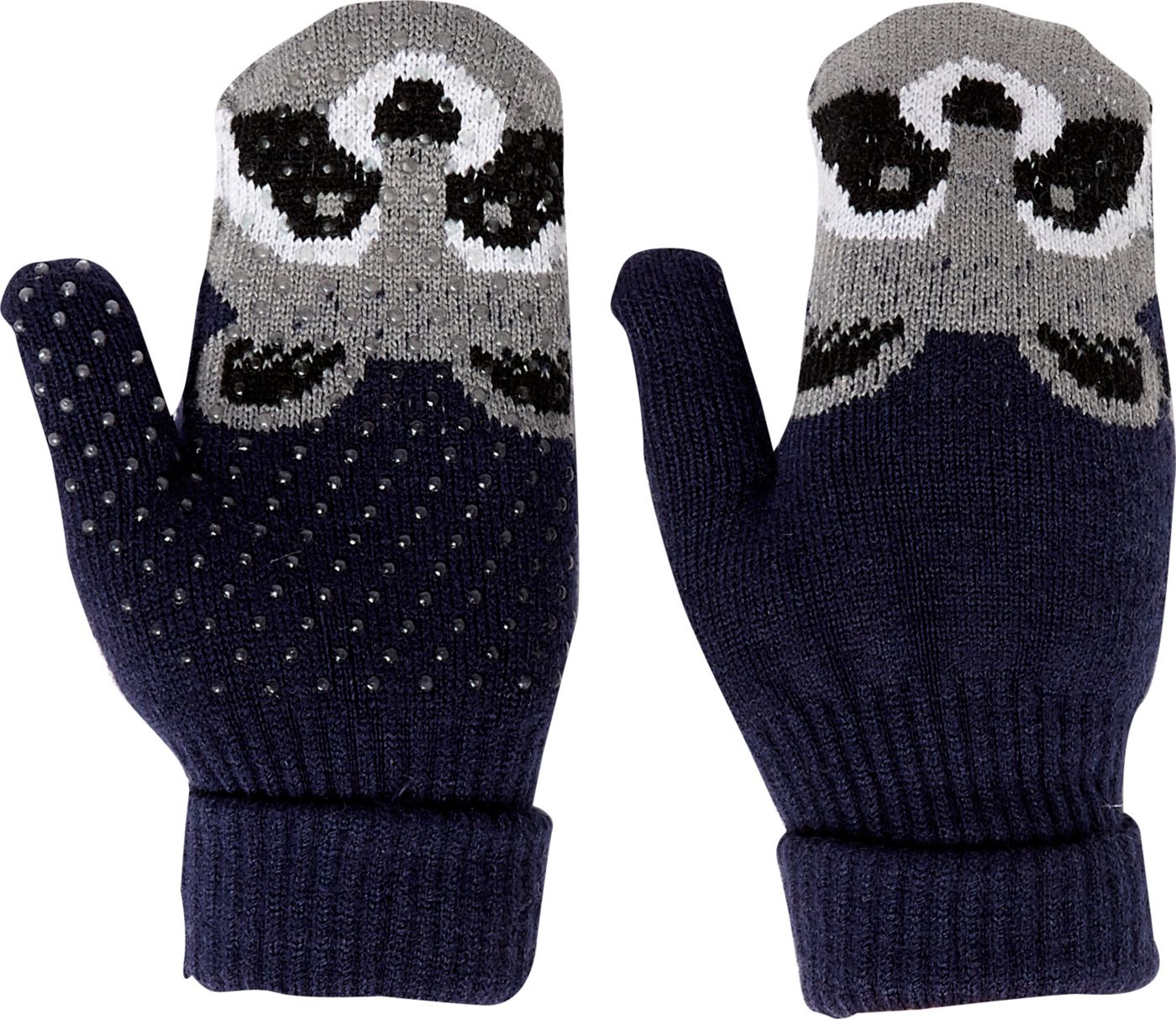 Field & Stream Youth Cabin Raccoon Mittens