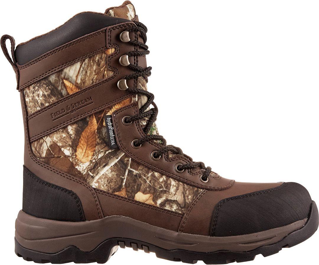 394e7586851 Field & Stream Men's Woodland Tracker 400g RTE Waterproof Hunting Boots