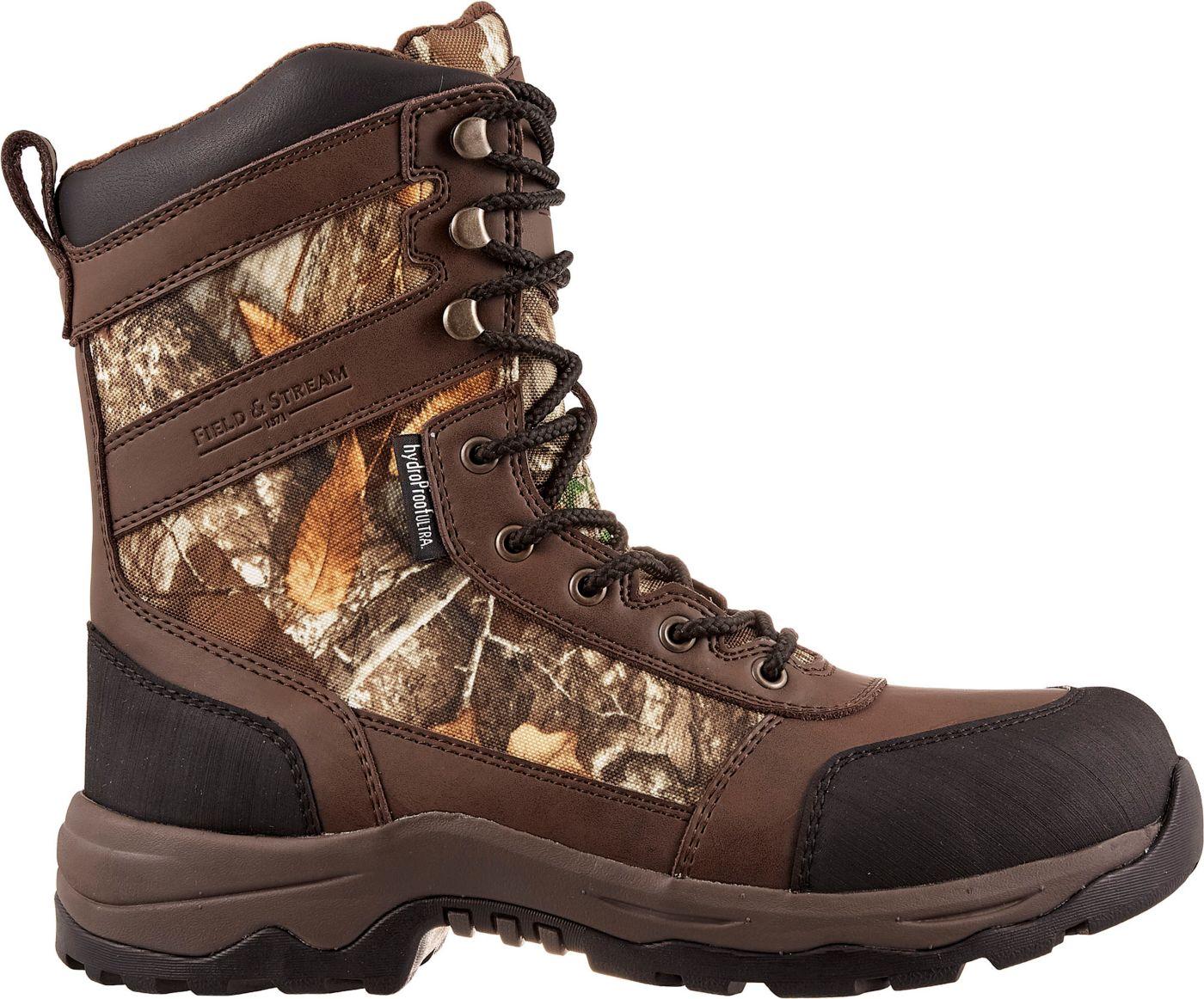 Field & Stream Men's Woodland Tracker 400g RTE Waterproof Hunting Boots